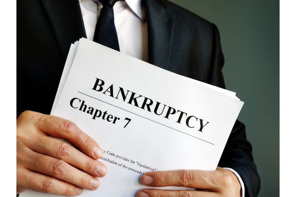How Does A Bankruptcy Case Begin?
