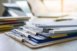 Necessary Documentation In A Bankruptcy Case