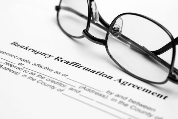 What Is A Reaffirmation Agreement?
