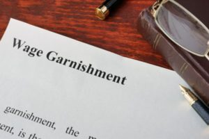 Bankruptcy and Wage Garnishment