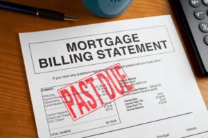 Using A Chapter 13 Bankruptcy To Cure A Mortgage Delinquency