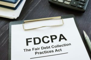 Five Facts About The FDCPA