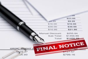 Contact With Debt Collectors