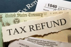 Tax Refunds And Chapter 7 Cases