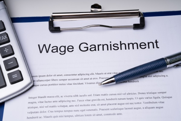 Stopping Garnishment With Bankruptcy