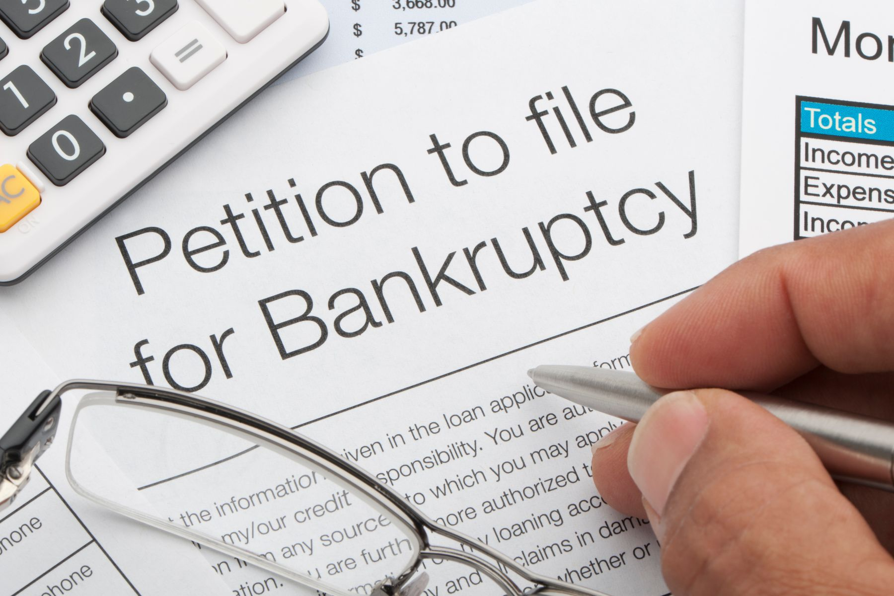 Know These Sections Of The Bankruptcy Code