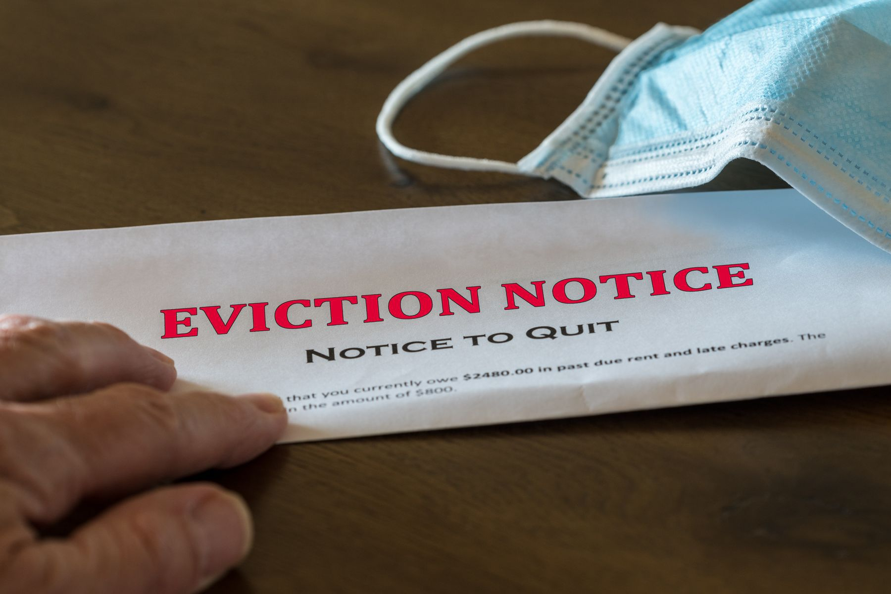 Using Bankruptcy To Stop Eviction During The Pandemic