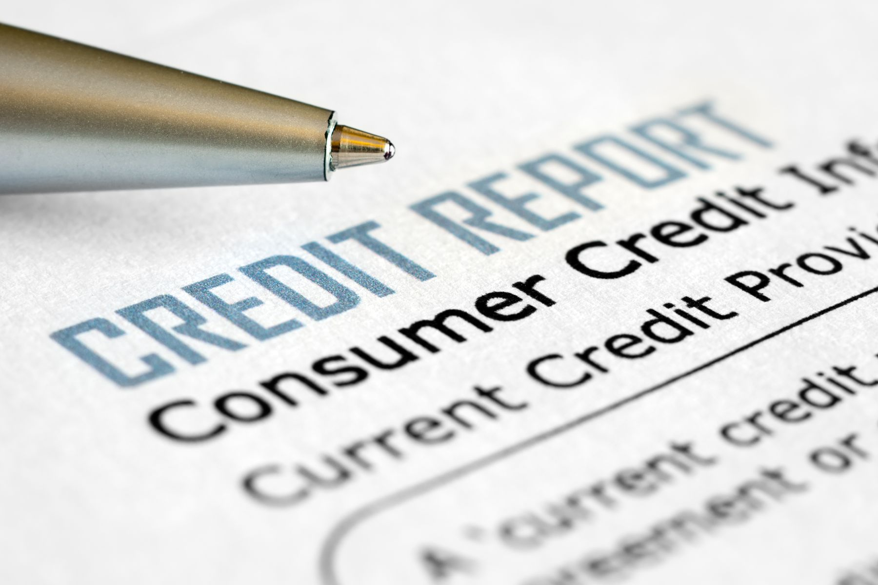 Removing Bankruptcy From A Credit Report