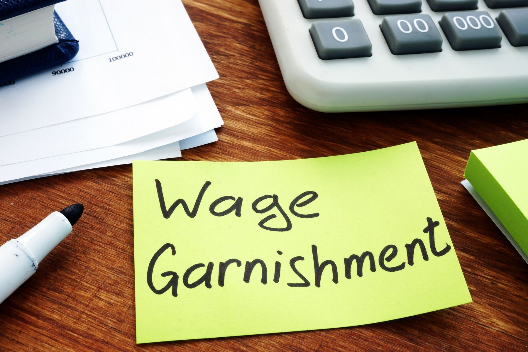 How Does Wage Garnishment Work?