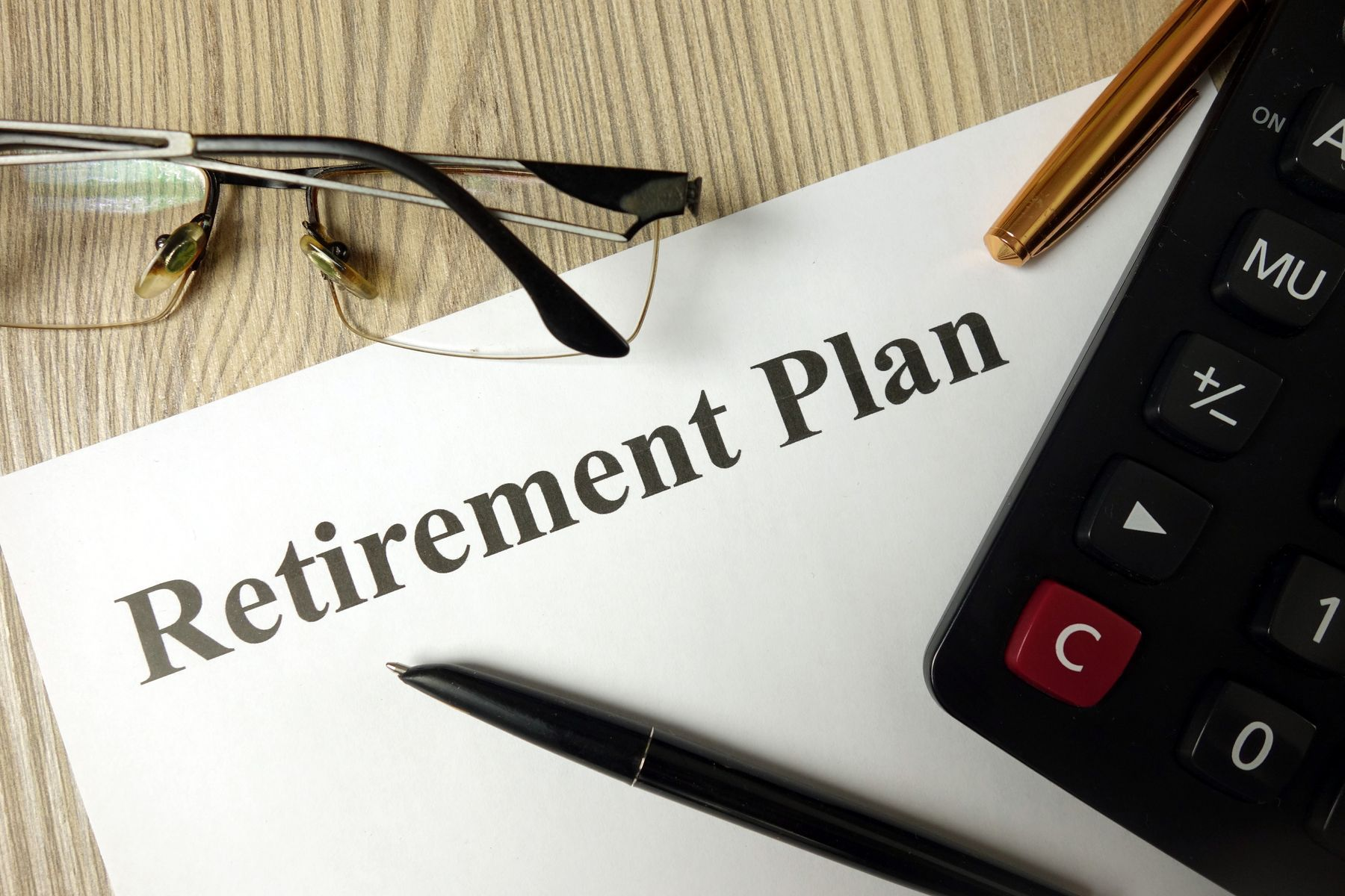 Retirement & Bankruptcy
