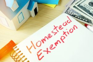 Joint Filers And The Homestead Exemption