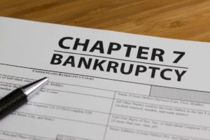 The Statement of Intention In Chapter 7 Cases