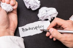 When Bankruptcy Is The Best Option To Stop Garnishment