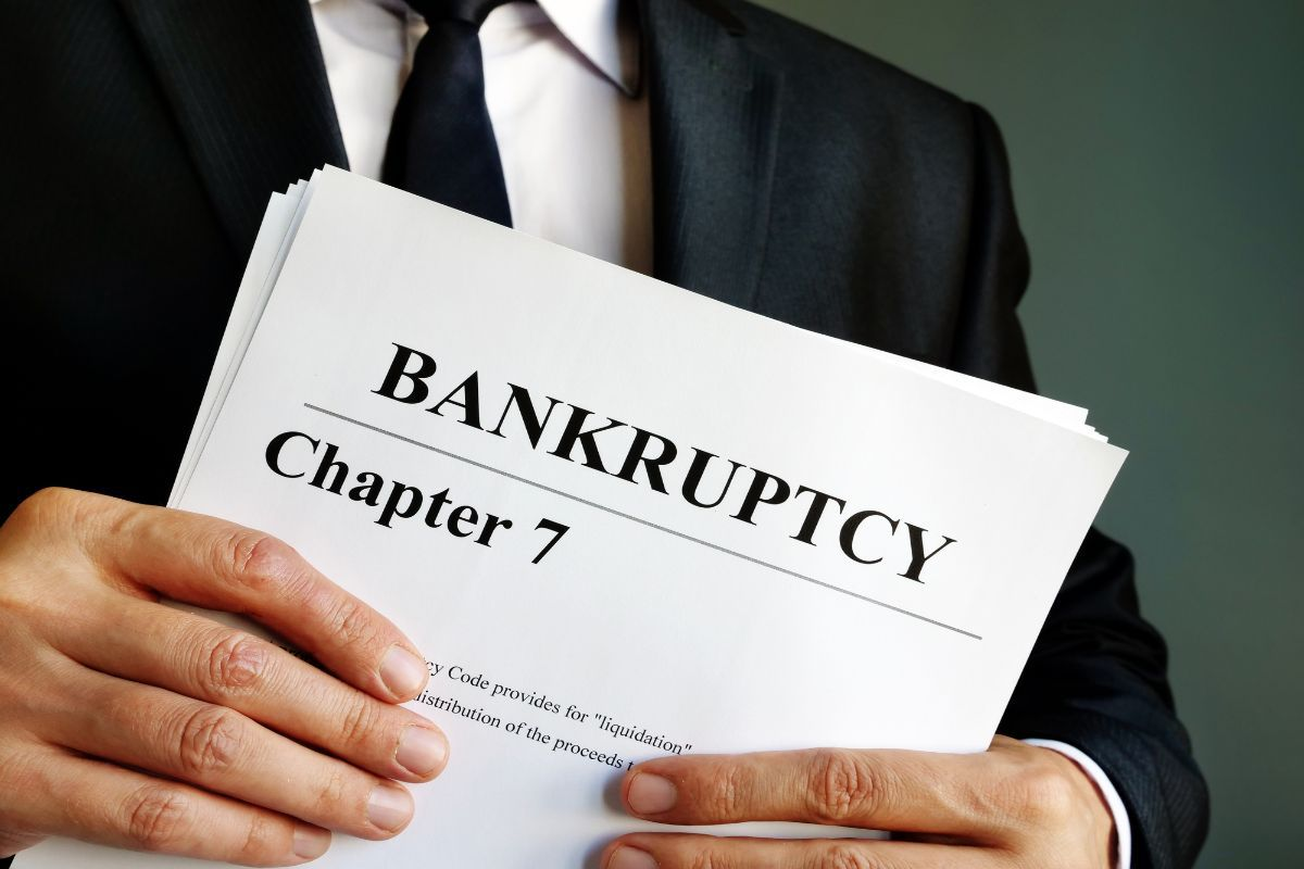 The Immediate Actions Triggered By Filing a Chapter 7 Bankruptcy Case