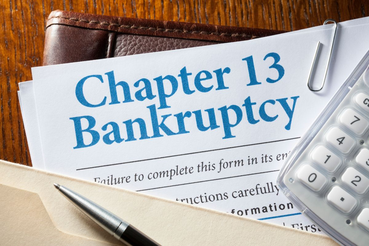Buying A Home In A Chapter 13 Bankruptcy Case