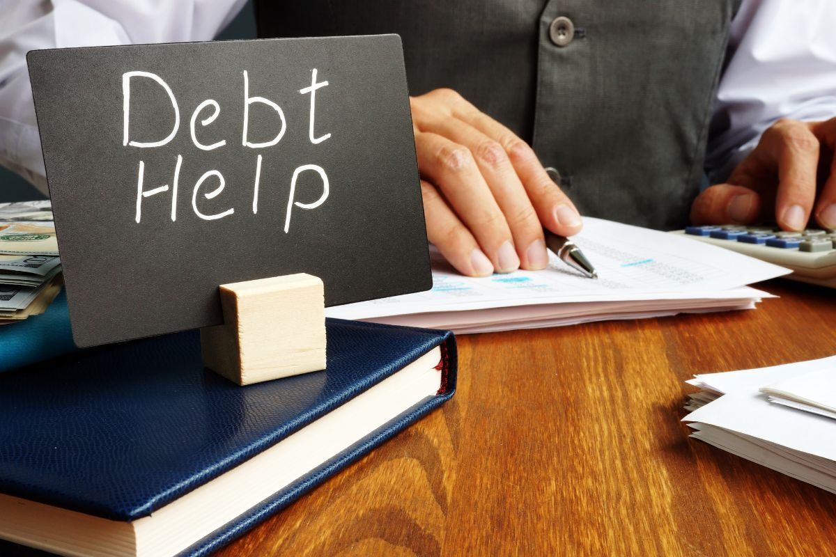Options For Finding Debt Relief