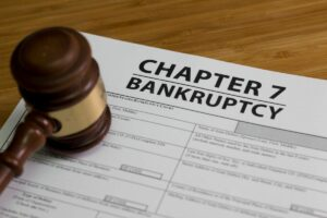 Qualifying For A Mortgage After Filing A Chapter 7 Bankruptcy Case